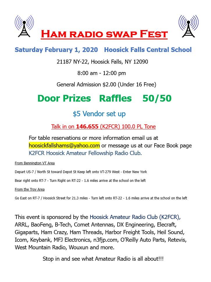 Hoosick Falls 2020